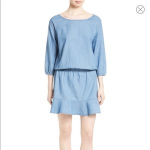 Soft Joie Arryn B chambray dress